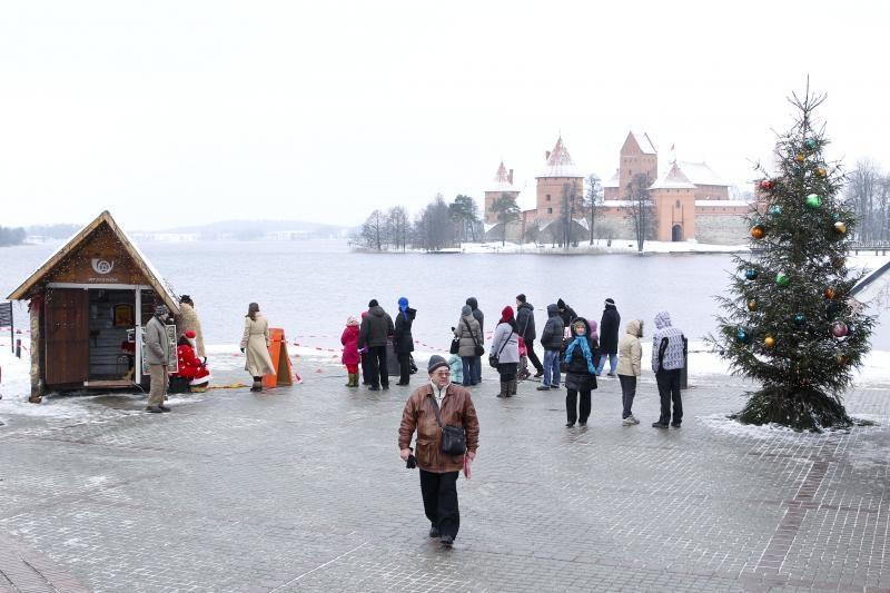 Mokesčius už nakvynę iš poilsiautojų siūloma rinkti visoje Lietuvoje