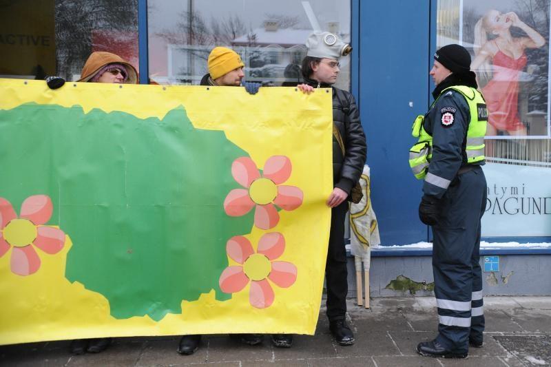 A. Butkevičius negali pasakyti, ar Lietuva statys atominę elektrinę