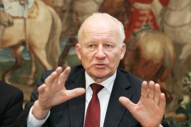 Buvęs sostinės meras ketinimus nuomoti Vilniaus šilumos tinklus skundžia teisėsaugai
