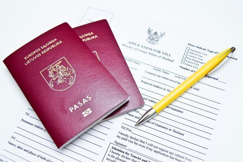 KT aiškinsis Lietuvos pilietybės teikimo galimybes