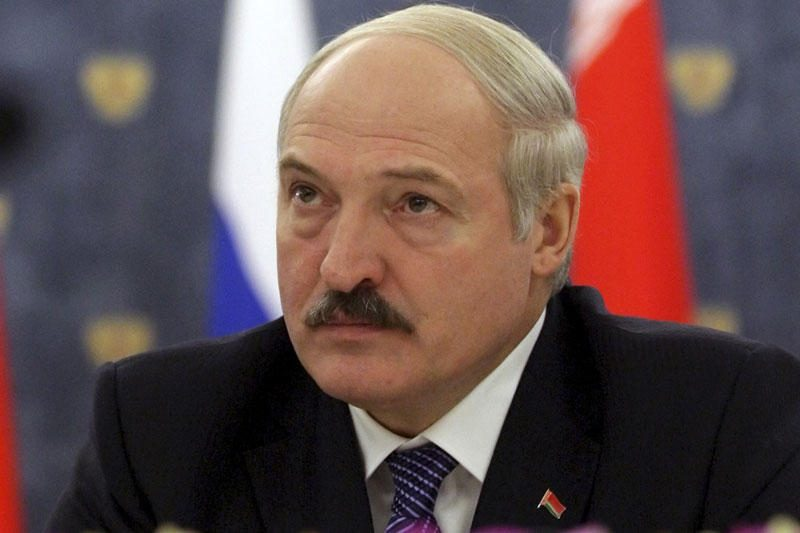 Lukašenka giriasi buvęs tarpininku tarp JAV ir Saddamo Husseino
