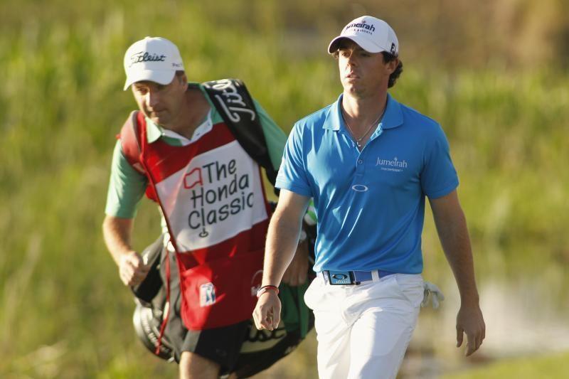 Geriausias golfo žaidėjas – vos 22 metų Rory McIlroy'us