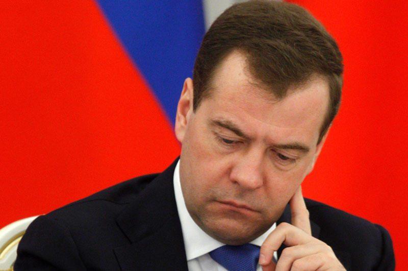 D.Medvedevas: suaktyvėjo užsienio šnipai