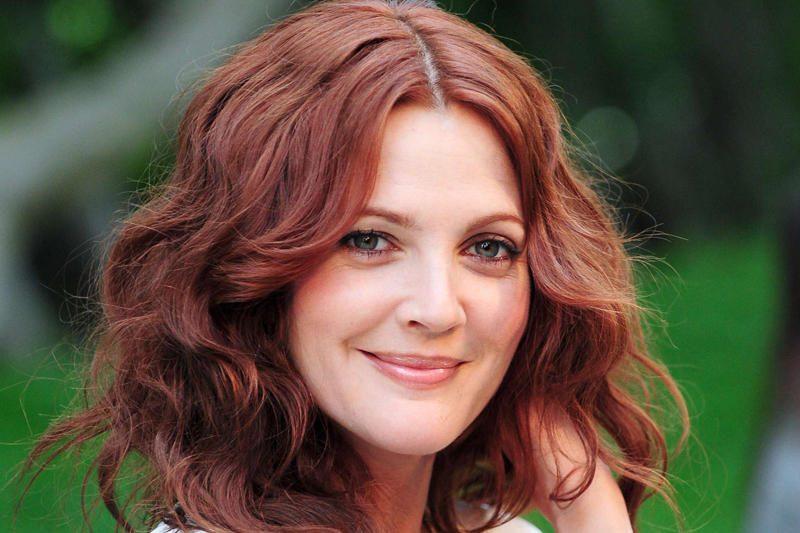 Aktorė Drew Barrymore tuoksis birželio mėnesį