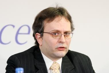 Teisės institutui vadovaus A.Čepas