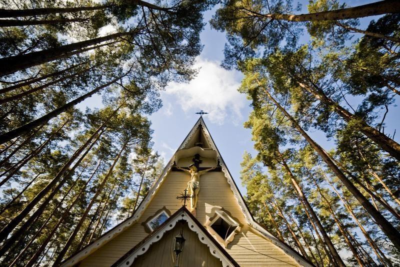 Kulautuvos bažnyčios atstatymas – naujas rūpestis seniūnijai