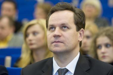 Seimo opozicija gina V.Tomaševskį nuo etikos sargų