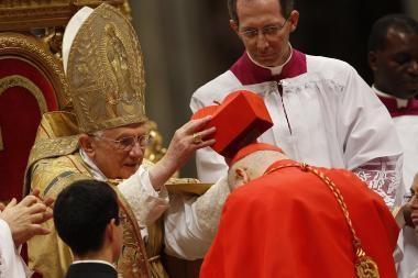Popiežius iš savo knygų pelnė 5 mln. eurų honoraro