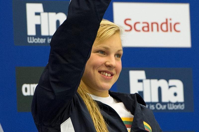 R. Meilutytė D. Britanijoje išrinkta jaunąja sporto asmenybe