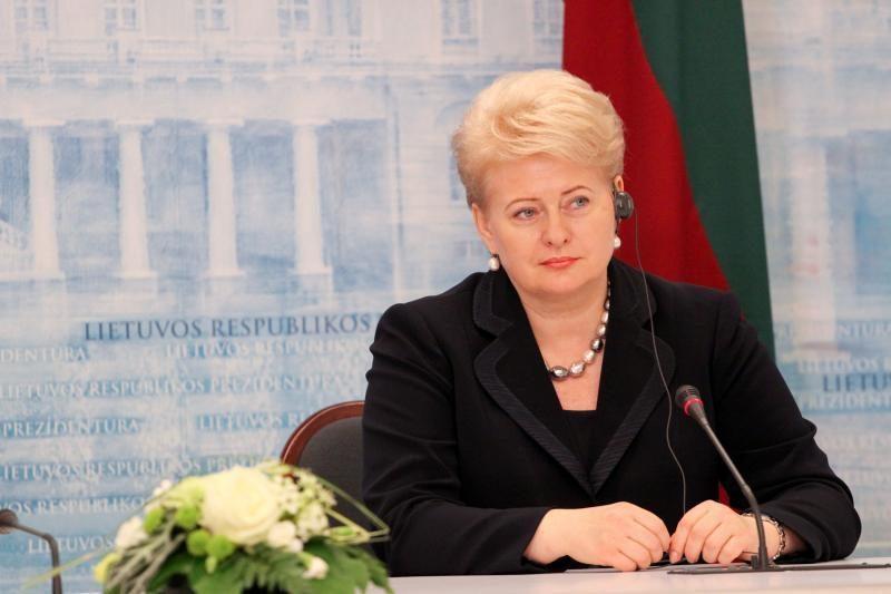 Prezidentė: krizė išryškino ES identiteto problemą