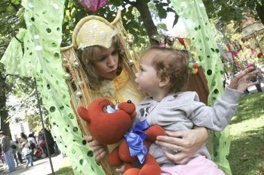Lėlių teatro šventė – su šypsenomis ir ašaromis