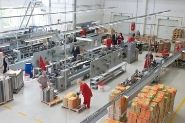 Pramonės produkcija per mėnesį pabrango 0,3 proc.