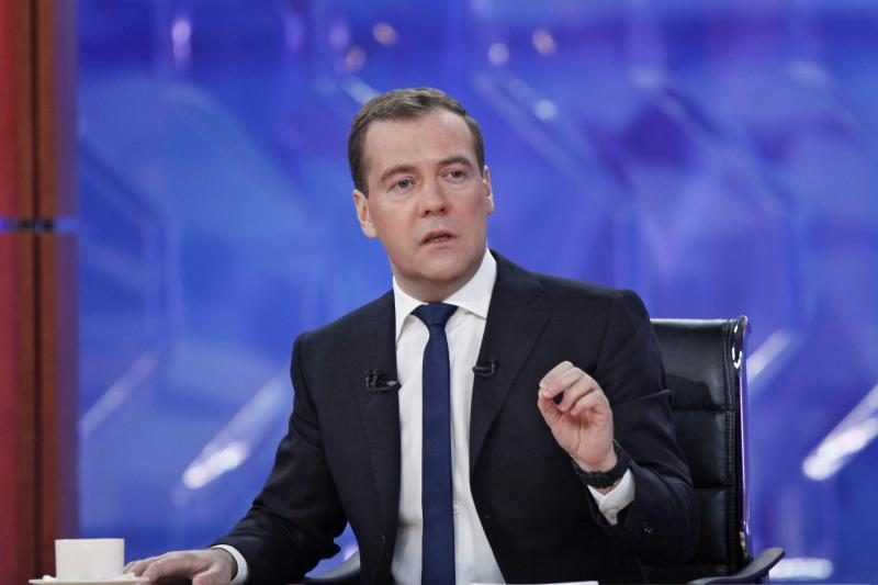 D.Medvedevas dujų sektoriaus reformą pavadino Lietuvos reikalu