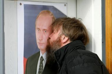 V.Putino partija patyrė netikėtą smūgį