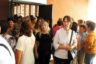 5,3 mln. litų - bankrutavusių įmonių darbuotojams