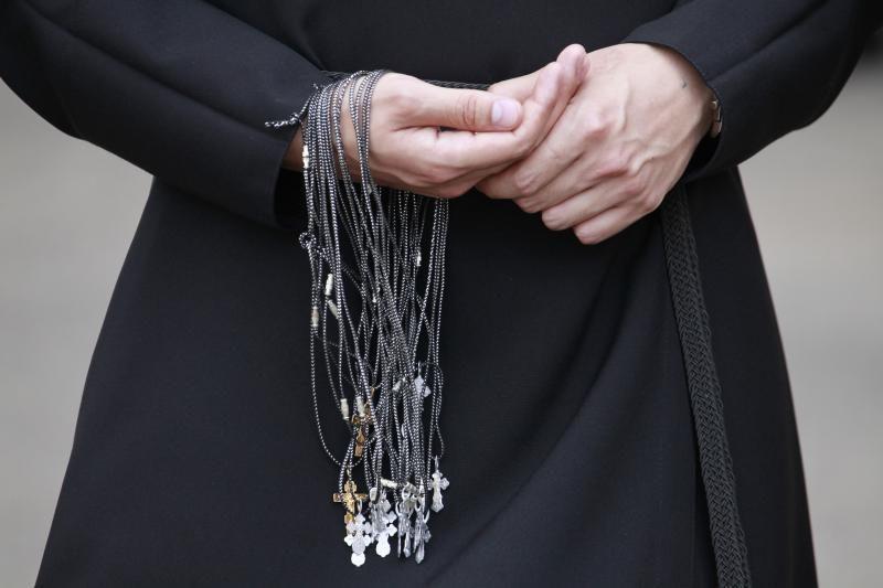 Italijos kunigas: moterys pačios provokuoja smurtą šeimose