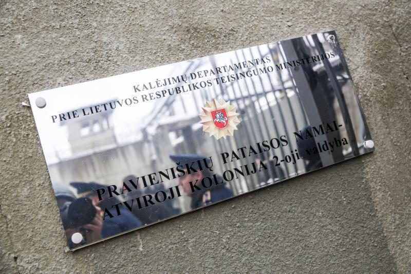 Pravieniškių pataisos namų direktorius V.Ceslevičius sulaukė grasinimų