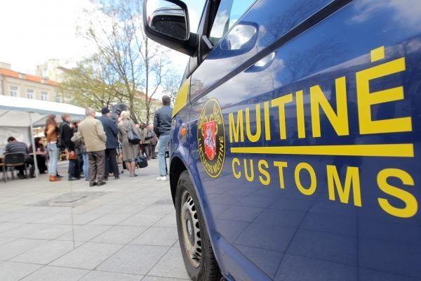Muitininkai per tris mėnesius sulaikė kontrabandos už 12 mln. litų