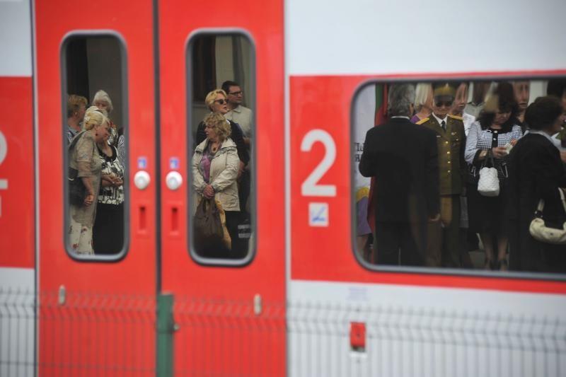 Lietuvai iš Rusijos - kaltinimai dėl tranzito į Kaliningrado sritį