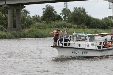 Kauno valdžia iki 30 tūkst. parems keliones laivu į Nidą