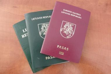Seimas svarstys prezidentės grąžintą įstatymą dėl dvigubos pilietybės
