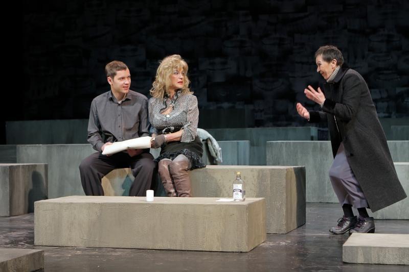 Klaipėdos dramos teatras premjeroje prabils apie sąžinę ir drąsą