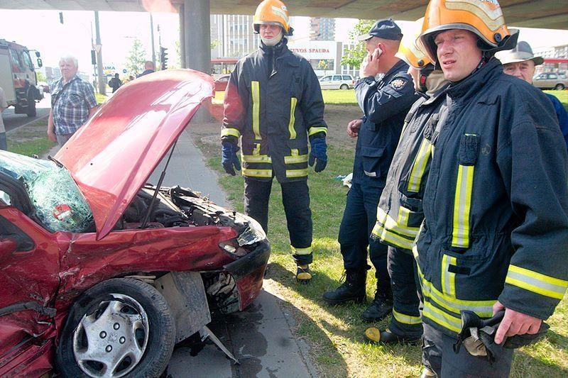 Daugiausiai klaidų deklaracijose – po avarijų žiedinėse sankryžose
