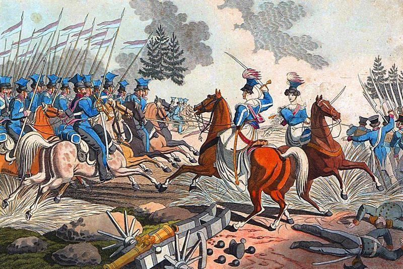 Vilniuje minimos 1831 metų sukilimo metinės