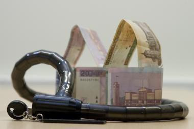 Metų pabaigoje lėčiau augo įmonių įsisenėjusios skolos