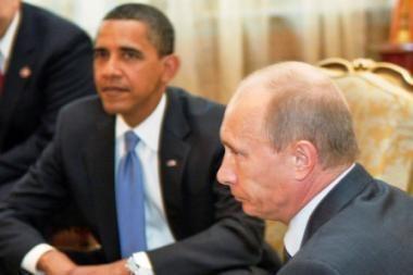 Vakarų Europa V.Putino kalbų nepalaikys, mano politologas