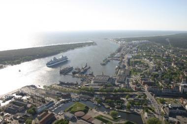 Klaipėdos uostas pagal krovą sausį buvo antras Baltijos valstybėse