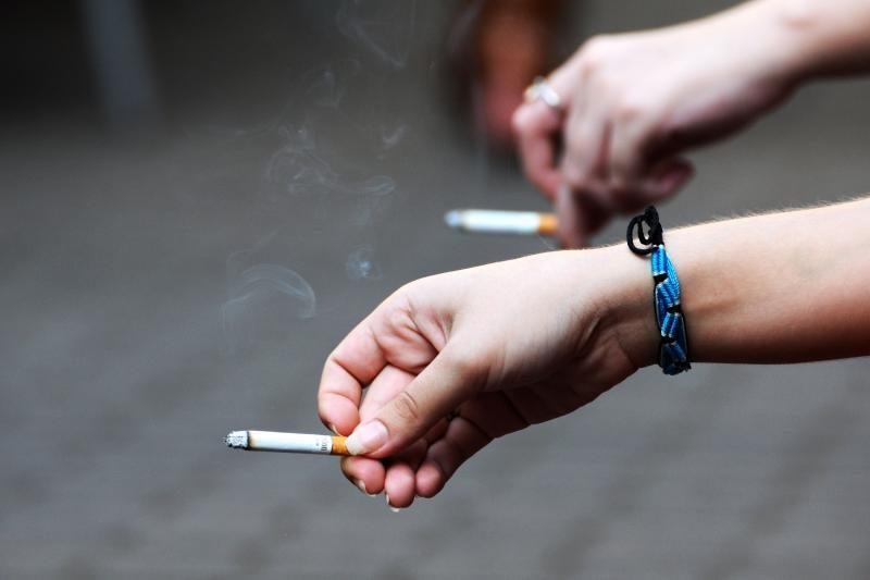 Valstybės Dūma Rusijoje pritarė rūkymą ribojančiam įstatymui
