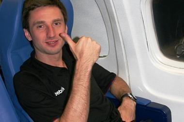 D.Šemberas su CSKA tęs kovą Europos futbolo lygoje