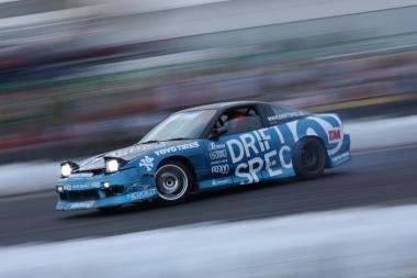 Trečioji drifto čempionato kova