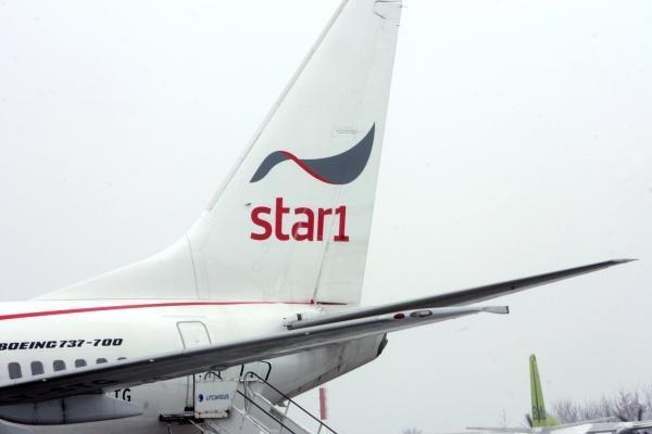 """""""Star1 Airlines"""" pradeda skrydžius į Žironą"""