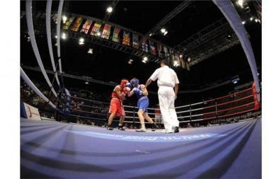 V.Tamošiūnas užsitikrino sidabrą Europos moksleivių bokso čempionate