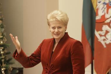 Prezidentė D.Grybauskaitė ruošiasi vizitui į NATO būstinę Briuselyje