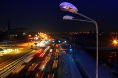 Kūčios mieste bus šviesios