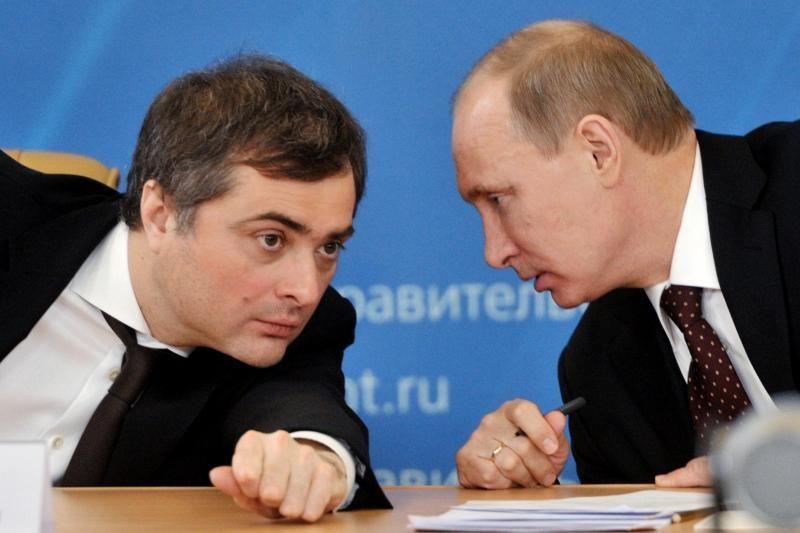 Atsistatydino įtakingas Rusijos vicepremjeras V. Surkovas