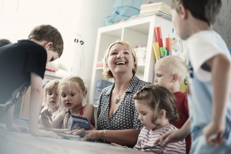 XXI amžiaus vaikui – technologijos nuo trejų metų