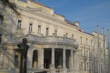 Krašto apsaugos ministerija turės trečiąjį viceministrą
