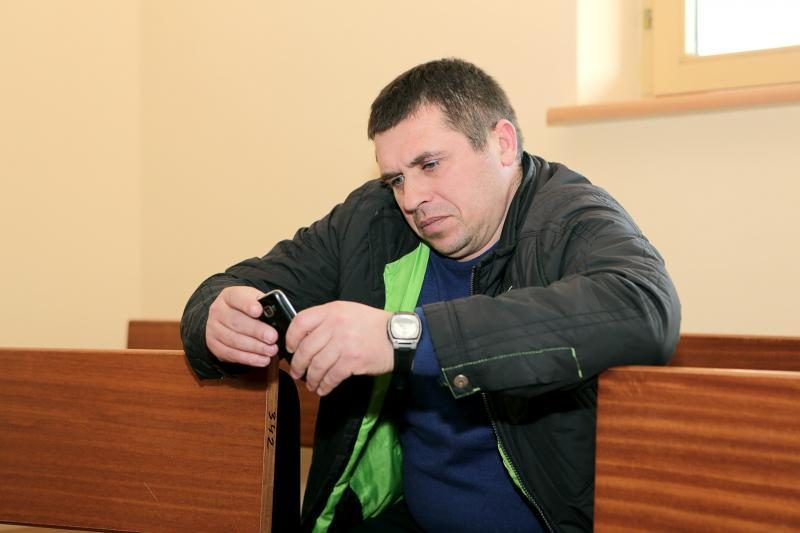 Futbolo treneriui už chuliganišką elgesį skyrė baudą
