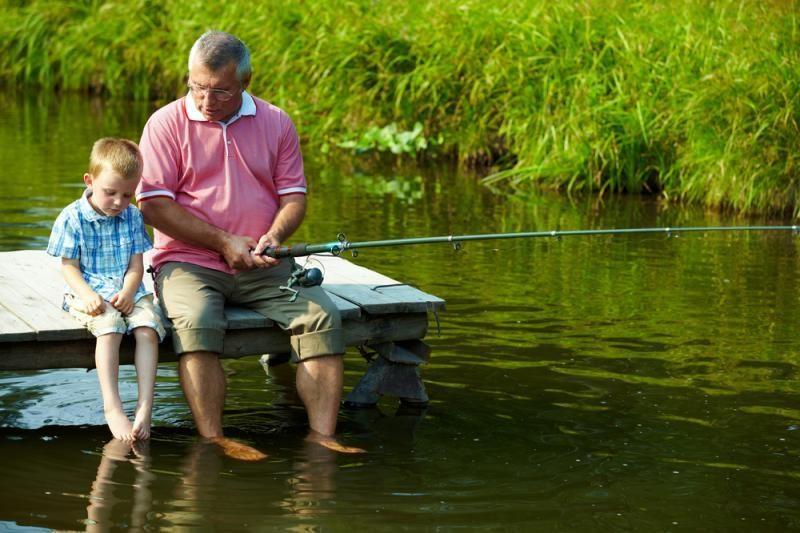 Žvejybai paskatinti – dvi nemokamos dienos