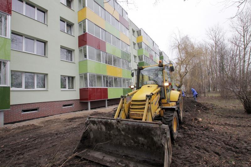 Premjeras: renovacijos naštą turėtų prisiimti savivaldybės