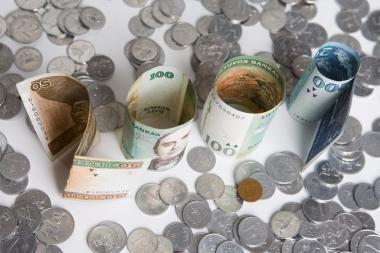 Klaipėdos miesto biudžetą išgrandė klerkų algoms