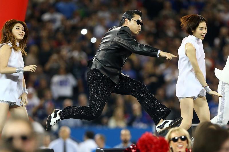 """""""Gangnam Style"""" vaizdo klipas artėja prie milijardo peržiūrų ribos"""