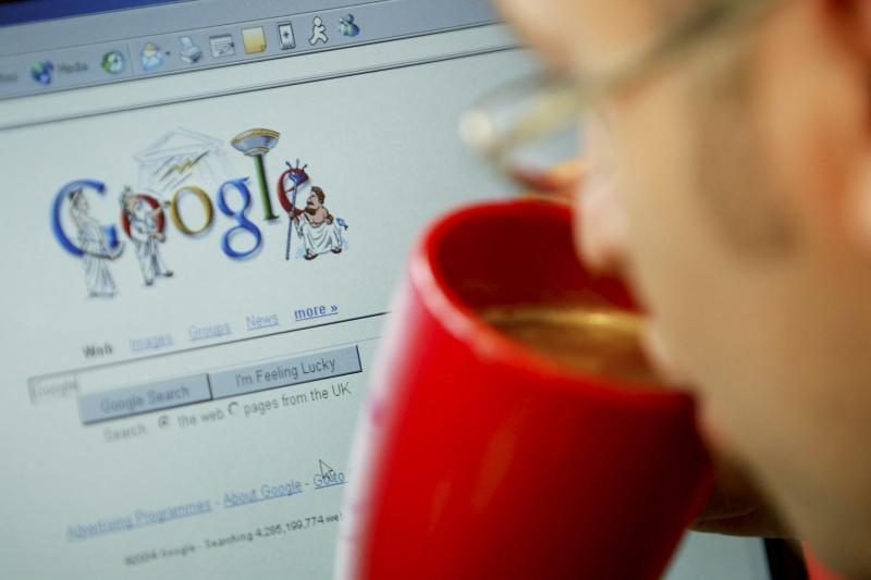 """Kaip iš tikrųjų veikia """"Google"""" paieška?"""