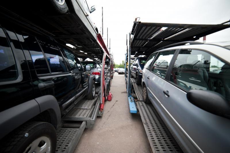 PPO rusams mašinų neatpigins dėl utilizacijos mokesčio