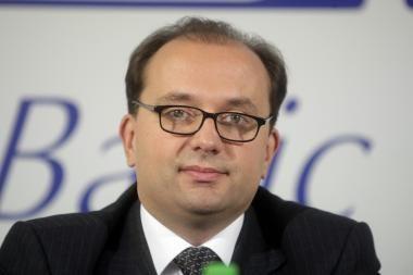 VTEK: S. Spėčius supainiojo viešuosius ir privačius interesus