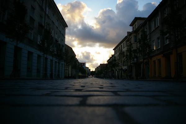 Suvalkuose atidaroma Lietuvos tūkstantmečio gatvė
